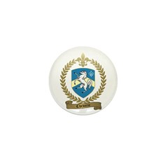 CHEVARIE Family Crest Mini Button (10 pack)