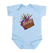 BIRTHDAY CAKE [11] Body Suit