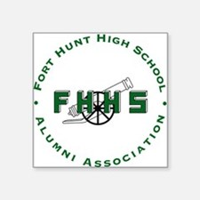 Fort Hunt High School Alumni Association Sticker