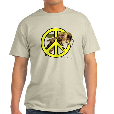 Give Bees A Chance! Men's Organic Cotton T-Shirt