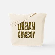 Urban Cowboy Tote Bag
