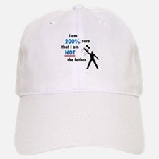 Not The Father Baseball Baseball Cap