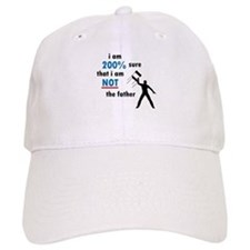 Not The Father Baseball Cap