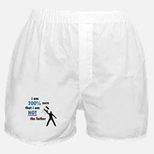 Not The Father Boxer Shorts