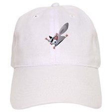 Flying Squirrel Baseball Baseball Cap