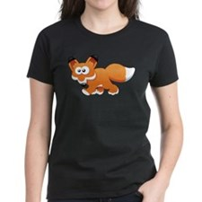 Cartoon Fox T-Shirt