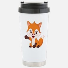 Baby Fox Travel Mug