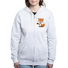 Baby Fox Zip Hoodie