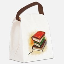 2-33-bookss.GIF Canvas Lunch Bag