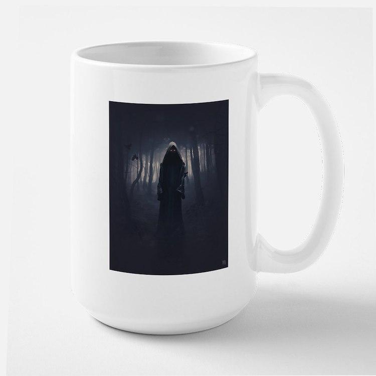 Reaper in the shadows Mug