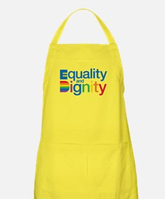 Equality and Dignity Apron