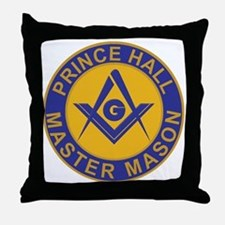 PHA Brothers Throw Pillow