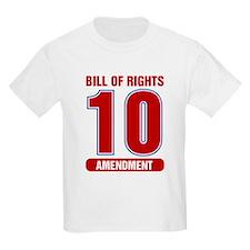 10 Team Kids T-Shirt