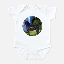 Hidden Horse Stallion Canyon Infant Bodysuit