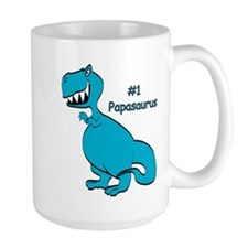 Large Papasaurus Mug