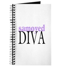 Samoyed Diva Journal