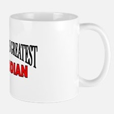 """The World's Greatest Custodian"" Mug"