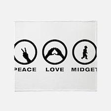 Midget Throw Blanket