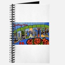 Lancaster Pennsylvania Greetings Journal