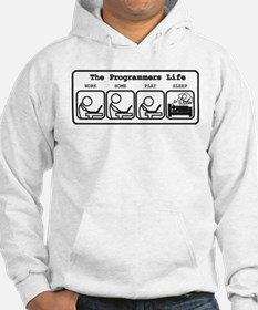 Unique The programmers life Hoodie