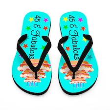 ADORABLE 5TH Flip Flops