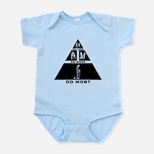 Inmate Infant Bodysuit