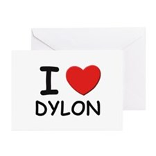 I love Dylon Greeting Cards (Pk of 10)