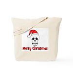 Merry Christmas - Pirate Sant Tote Bag
