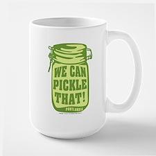 Portlandia We Can Pickle That Mug