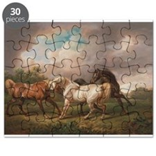 The Meeting of the Horses Puzzle