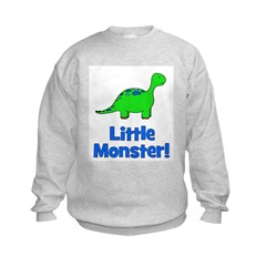 Little Monster - Dinosaur Sweatshirt