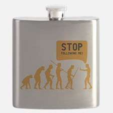 Evolution is following me Flask