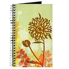 Autumn Crysanthemum Journal