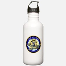 7th Fighter Group - P40 Warhawk Water Bottle