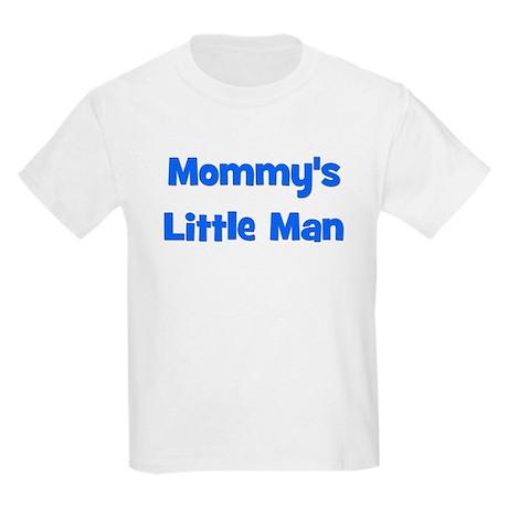Mommy's Little Man Kids T-Shirt
