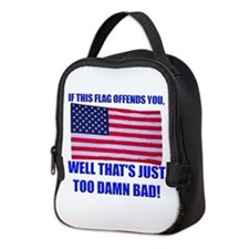 Flag3a Neoprene Lunch Bag