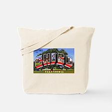 Chico California Greetings Tote Bag