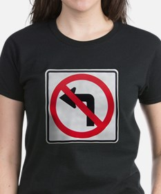 No Left Turn Tee