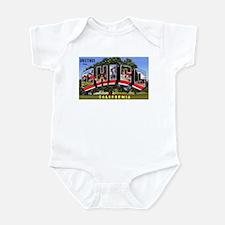 Chico California Greetings Infant Bodysuit