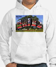 Chico California Greetings (Front) Hoodie