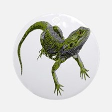 bearded dragon Ornament (Round)