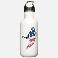 USA Lacrosse Water Bottle