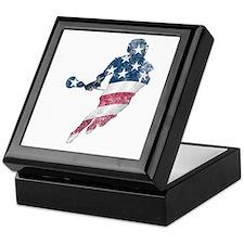 USA Lacrosse Keepsake Box