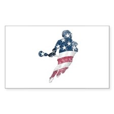 USA Lacrosse Decal