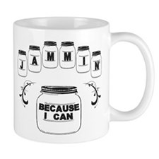 Jammin Small Mug