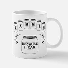Jammin Small Small Mug