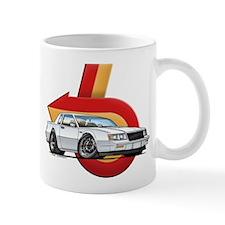 White Buick GN Mug