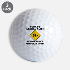 Today/Tomorrow Golf Ball