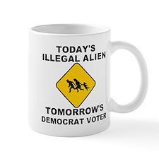Today/Tomorrow Small Small Mug