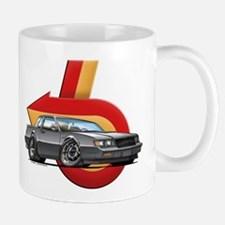 Silver Buick GN Mug